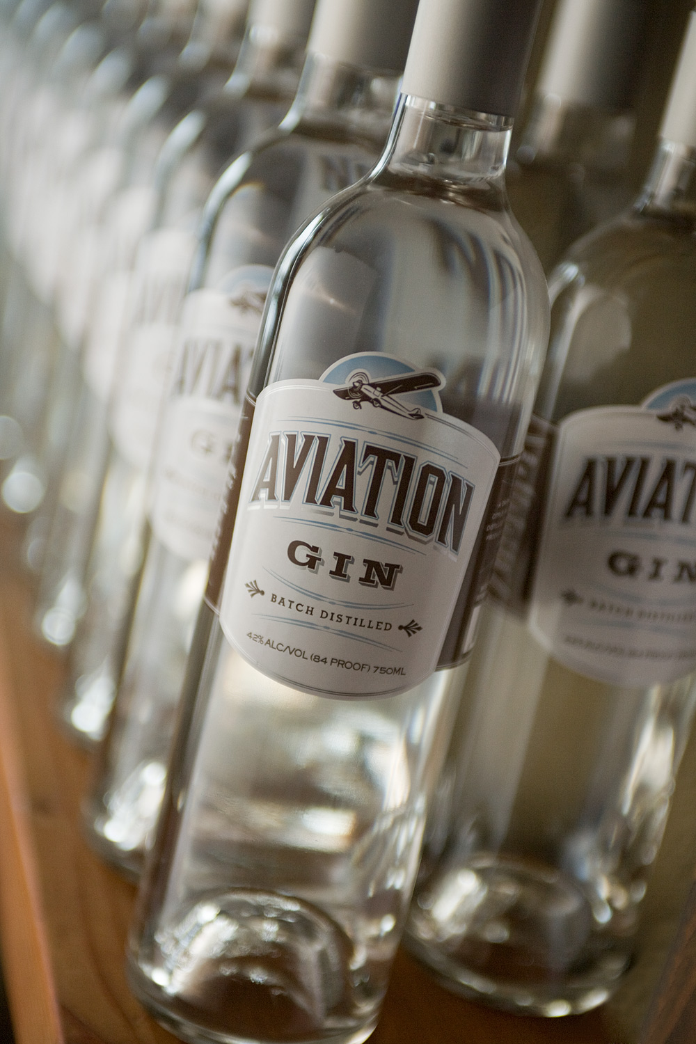 Product shot of Aviation Gin