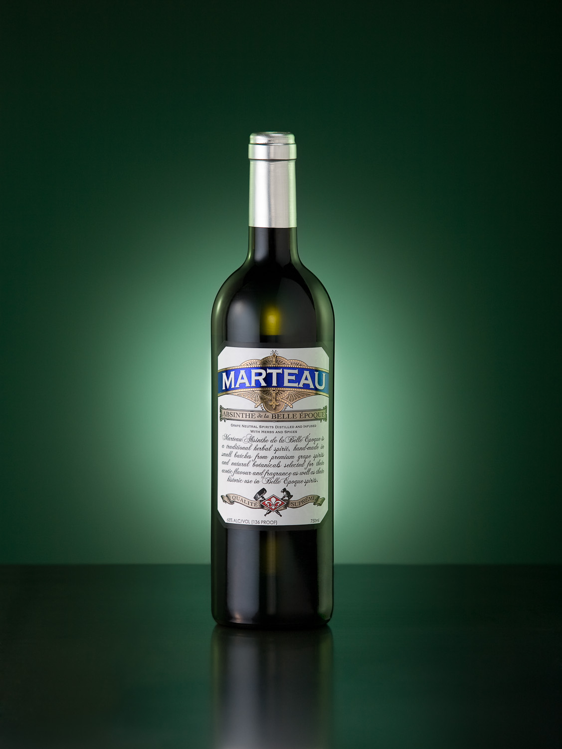 Product shot of Marteau Absinthe