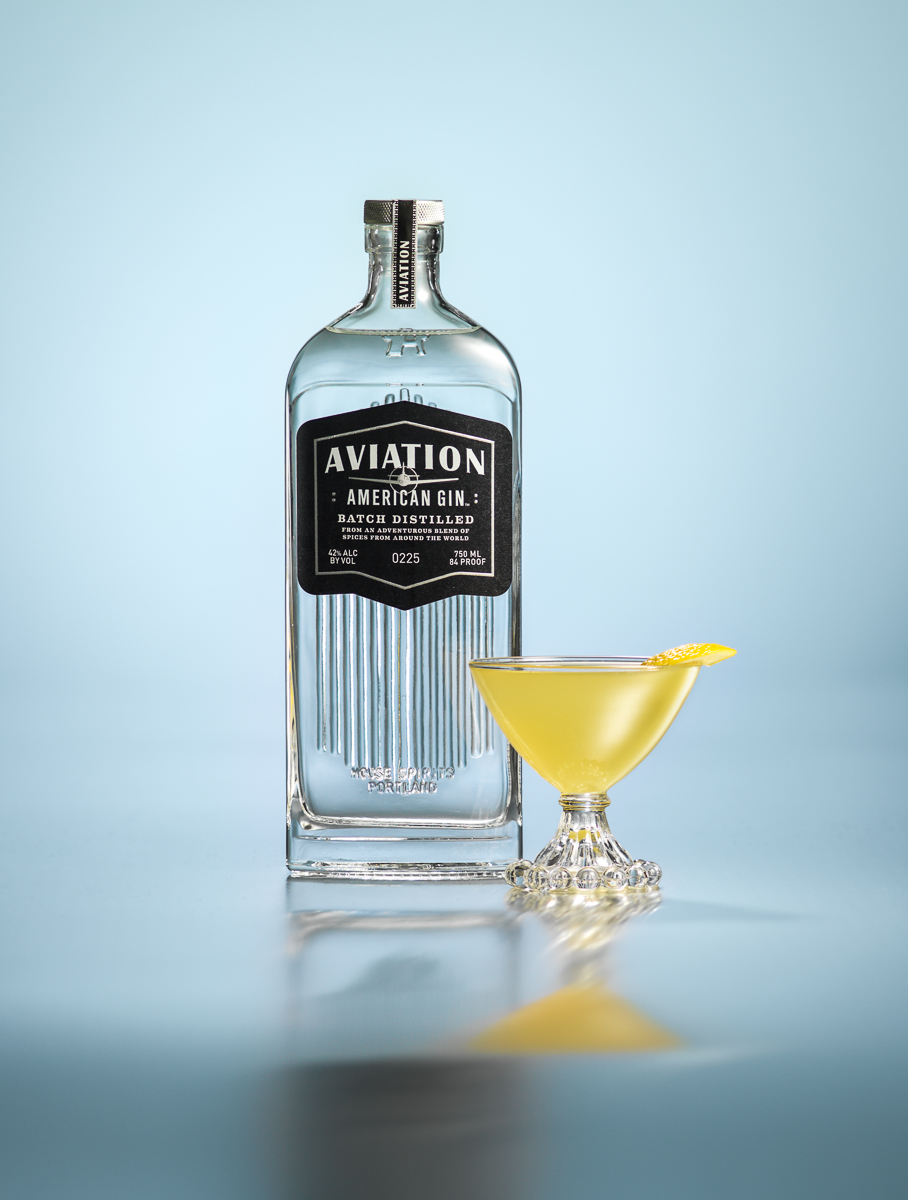 Avaition Gin bottle