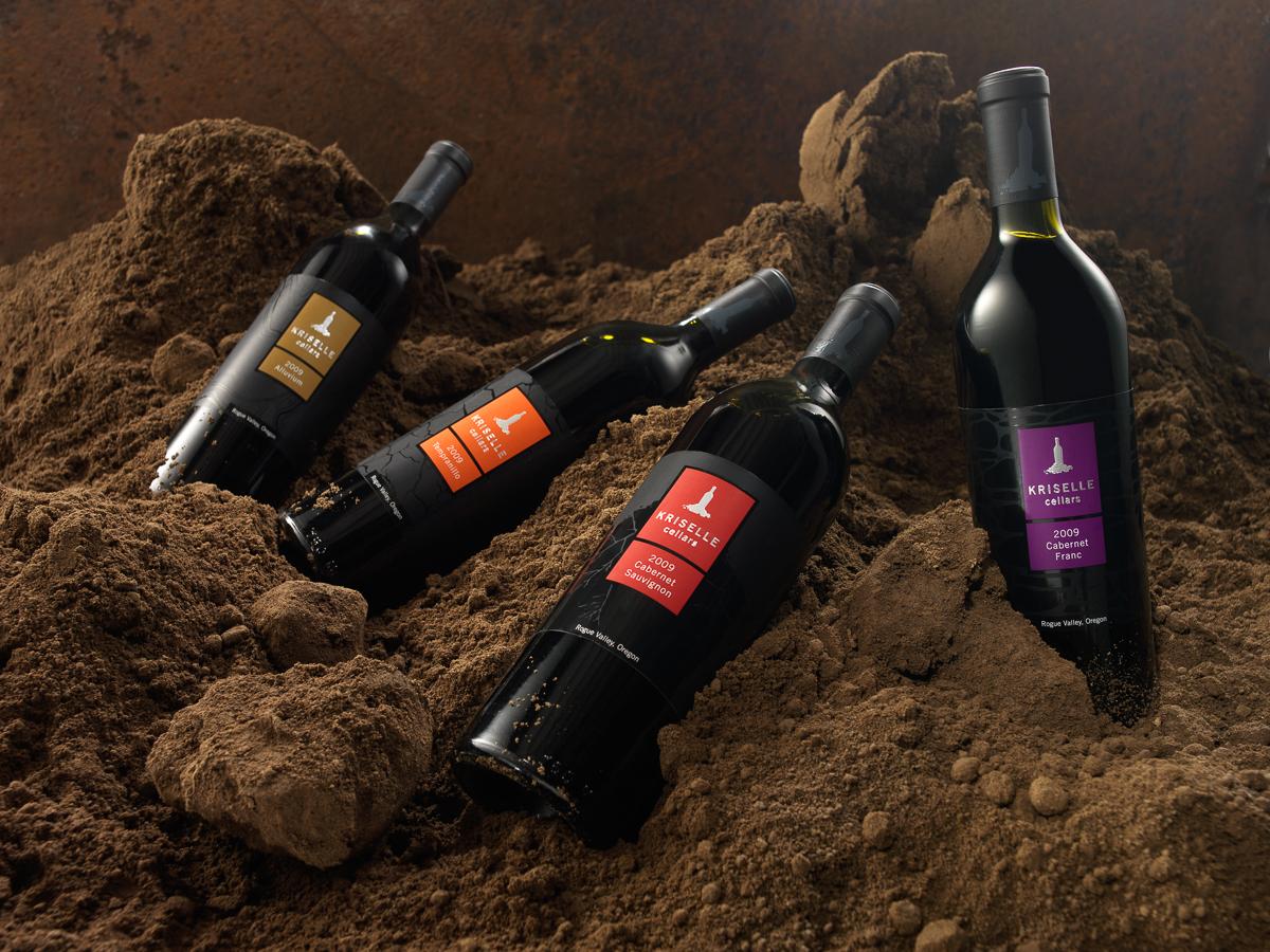 Krisselle Cellars wine