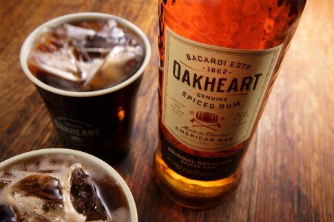 Oakheart Spiced Rum